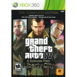 Grand Theft Auto IV - GTA IV Complete Edition