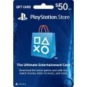 Playstation Network PSN Card USD$50 DIGITAL - USA