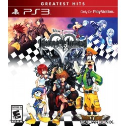 Kingdom Hearts 1.5 Remix USADO PS3