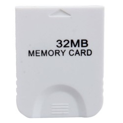 Memory Card Wii 32 Mb