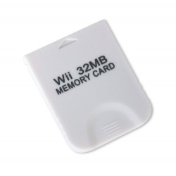Memory card 16 mb wii /Gamecube