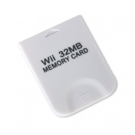 Memory card 16 mb wii