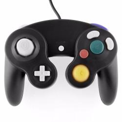 Control GameCube Negro