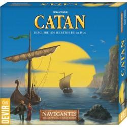 Catan Navegantes Expansión