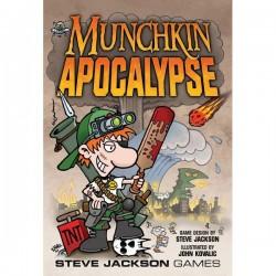 Munchkin Apocalypse Juego de Mesa