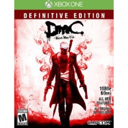 DMC Devil May Devil The Definitive Edition XBOX ONE