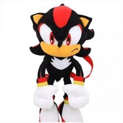 Peluche Shadow Sonic The Hedgehog 8''