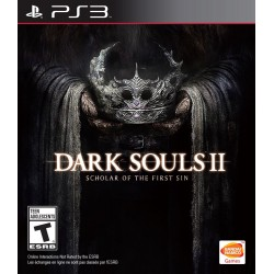 Dark Souls 2 Scholar of the First Sin PS3