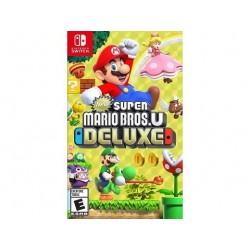 New Super Mario Bros. U Deluxe NSW