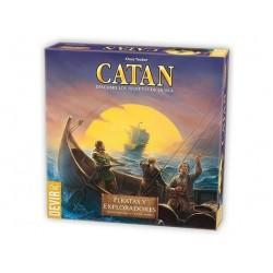 Catan Piratas y Exploradores de Catan