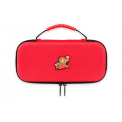 Estuche Switch Protective Case Kit 8bit Mario