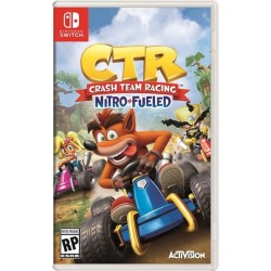 Crash CTR Nitro Fueled Switch PRE-VENTA