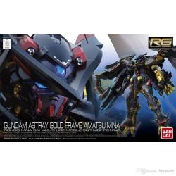 Gundam Astray Gold Frame amatsu mina RG