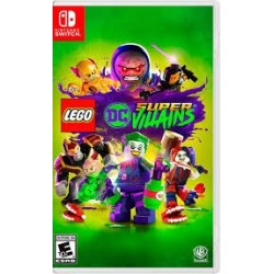 Lego DC Super Villains Nintendo Switch NSW