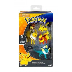 Figura Pokemon Pack 5 Figuras