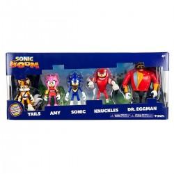 Pack  5 Figuras Sonic