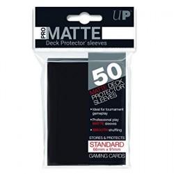 Protector Estándar Matte x50 Negro