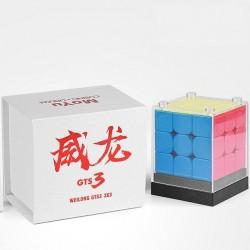 Cubo de Rubik Moyu 3X3 Weilong GTS V3