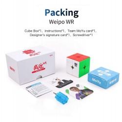 Cubo de Rubik 2X2 Weipo WR