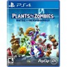 Plants vs Zombies Neighborville PS4
