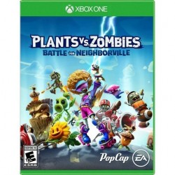 Plants vs Zombies Battle for Neighborville XBOX ONE