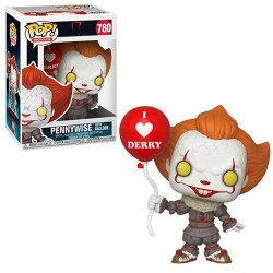 Figura POP Movies IT chapter 2 Pennywise With Ballon