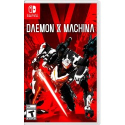 Daemon X Machina Switch