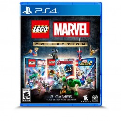 Figura POP Lego Marvel Collection PS4