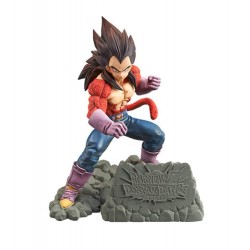 Figura Dragon Ball GT Super Saiyan 4 Vegeta Banpresto