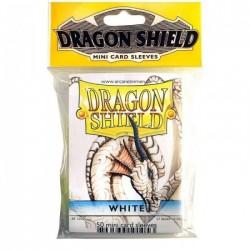Protectores Dragon Shield Mini x50 Blanco