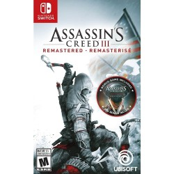 Assassins Creed 3 Remastered Switch