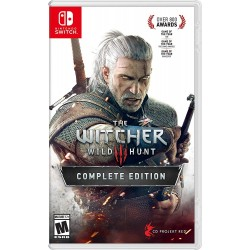 The Witcher 3 Wild Hunt Complete Edition Switch