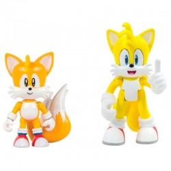 Figura Classic Sonic 3'' Tails + Comic (Inglés)