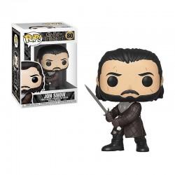 Figura POP Tv Game of Thrones S11 Jon Snow 80