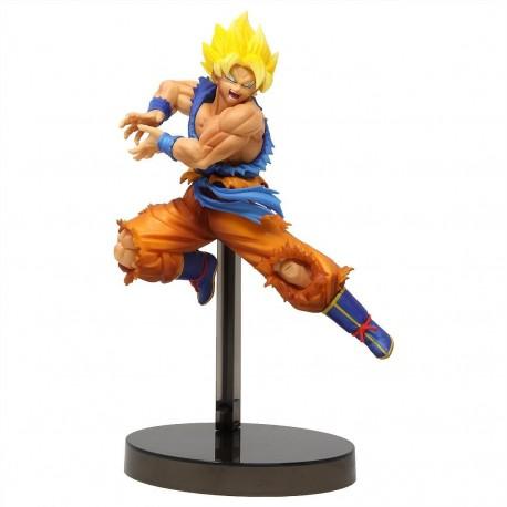 Figura Dragon Ball Super - Super Saiyan Son Goku Z Battle