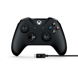 Control XBOX ONE + cable para Windows PC/Xbox One