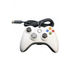 Control Xbox 360 con cable (Blanco) Macro