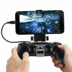 Soporte Mobile Phone Clamp PS4 Dobe