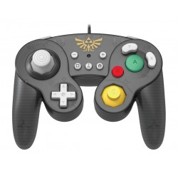 Control con Cable Battle Pad Zelda Nintendo Switch