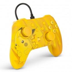 Control Nintendo Switch Wired Static Pikachu PowerA