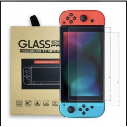 Lamina (Mica) de Vidrio Tmplado Nintendo Switch