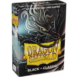 Protector Dragon Shield Mini Classic x60 Negro