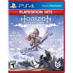 Horizon Zero Dawn The Complete Edition PS4