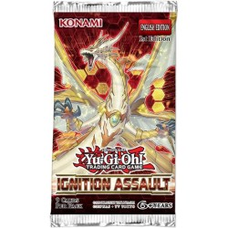 Yu-Gi-Oh! Sobre Ignition Assault