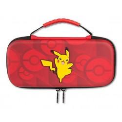Estuche Switch Pokemon Protective Case Pikachu