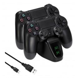 Base de Carga Doble Njoy Tech PS4