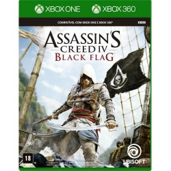 Assassins Creed Black Flag IV XBOX ONE/XBOX 360