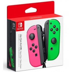 Joy-Con Set  Pink/Green Switch