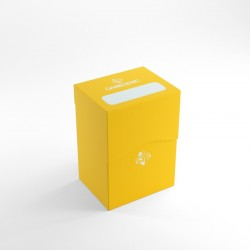 Deck Box GG Essentials Deck Holder 80+ Yellow