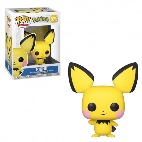 Figura Funko Pop Pokemon S2 Pichu 579